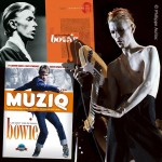 Muziq le bookzine sur le site officiel de David Bowie !
