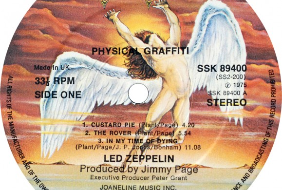 "Led Zeppelin & ""Physical Graffiti"", #4bis"