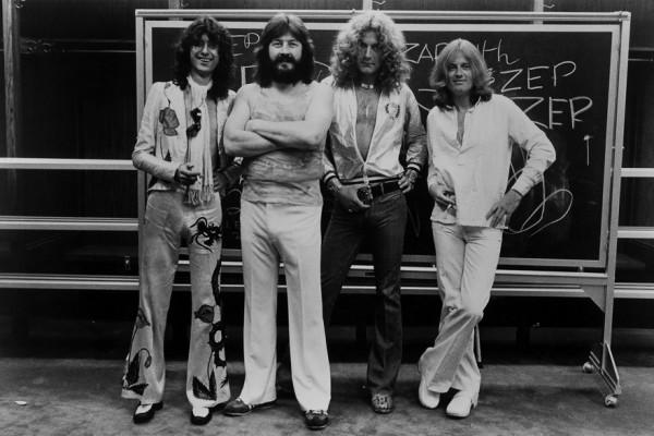 LZ OUVERTURE 1977 Atlantic Records 1