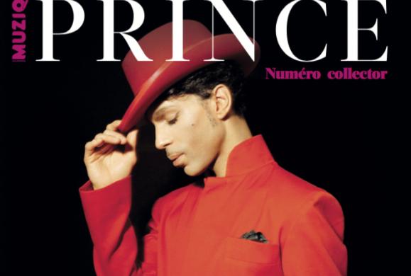 «Prince, une vie en musique» en kiosque le 30 avril