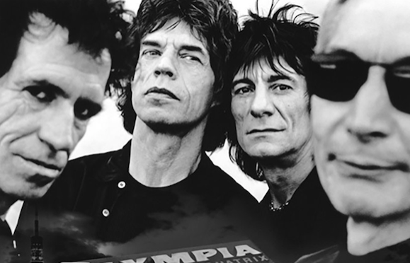 «Totally Stripped», les Rolling Stones (presque) à poil