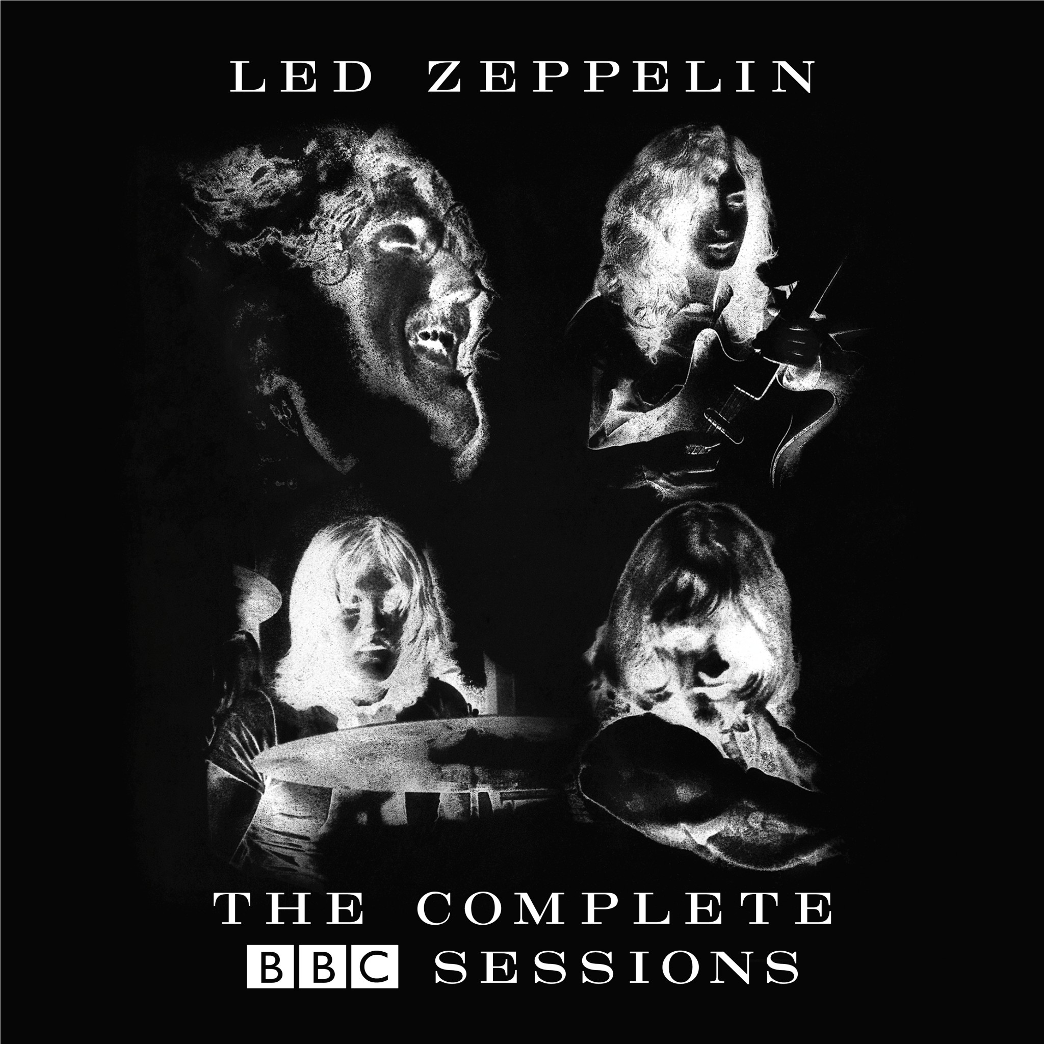 Les 171 Complete Bbc Sessions 187 De Led Zeppelin En Septembre