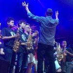 Barcelonnette et les Enfants du Jazz