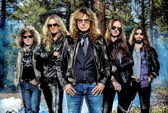 "Whitesnake, tout sur ""The Purple Tour"""