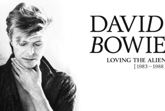 Les années FM de David Bowie dans le coffret «Loving The Alien (1983-1988)»