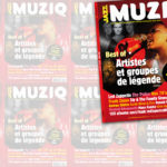 Muziq, l'incroyable best of de 160 pages, en kiosque le 12 juillet !