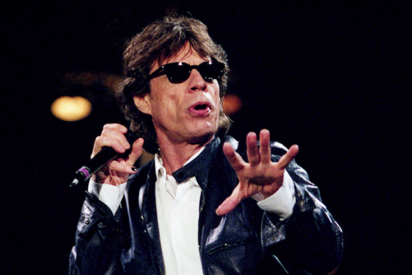 Rolling Stones Jagger 99