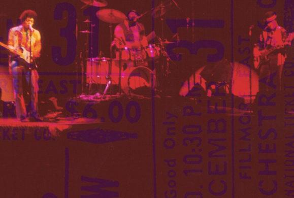 Jimi Hendrix, retour au Fillmore East