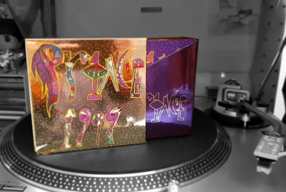 "Prince, visite guidée du Vault de ""1999"", Part 19 : let's open the box set, baby !"