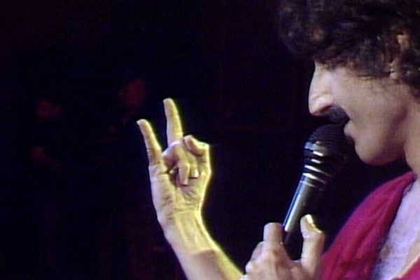 ZAPPA HALLOWEEN Ouverture