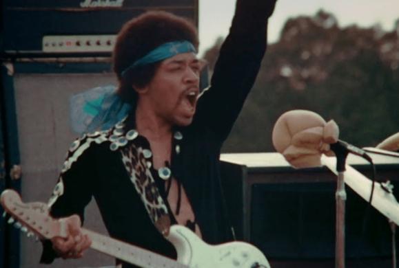 «Music, Money, Madness» : Jimi Hendrix au pied du volcan