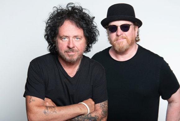 Steve Lukather, Joseph Williams et les nouvelles têtes de Toto