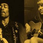 Joni Mitchell et Jimi Hendrix : chambres d'hôtel et tapage nocturne