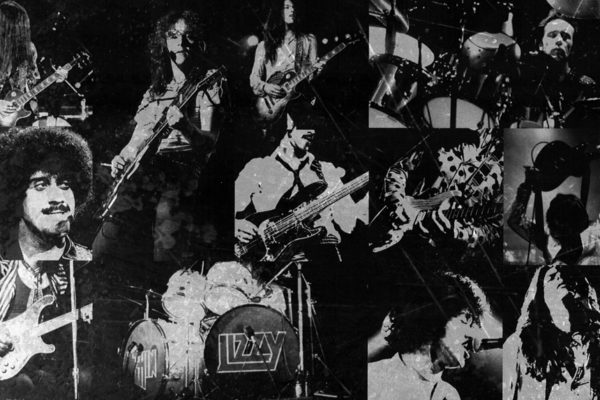 THIN LIZZY Ouverture 1