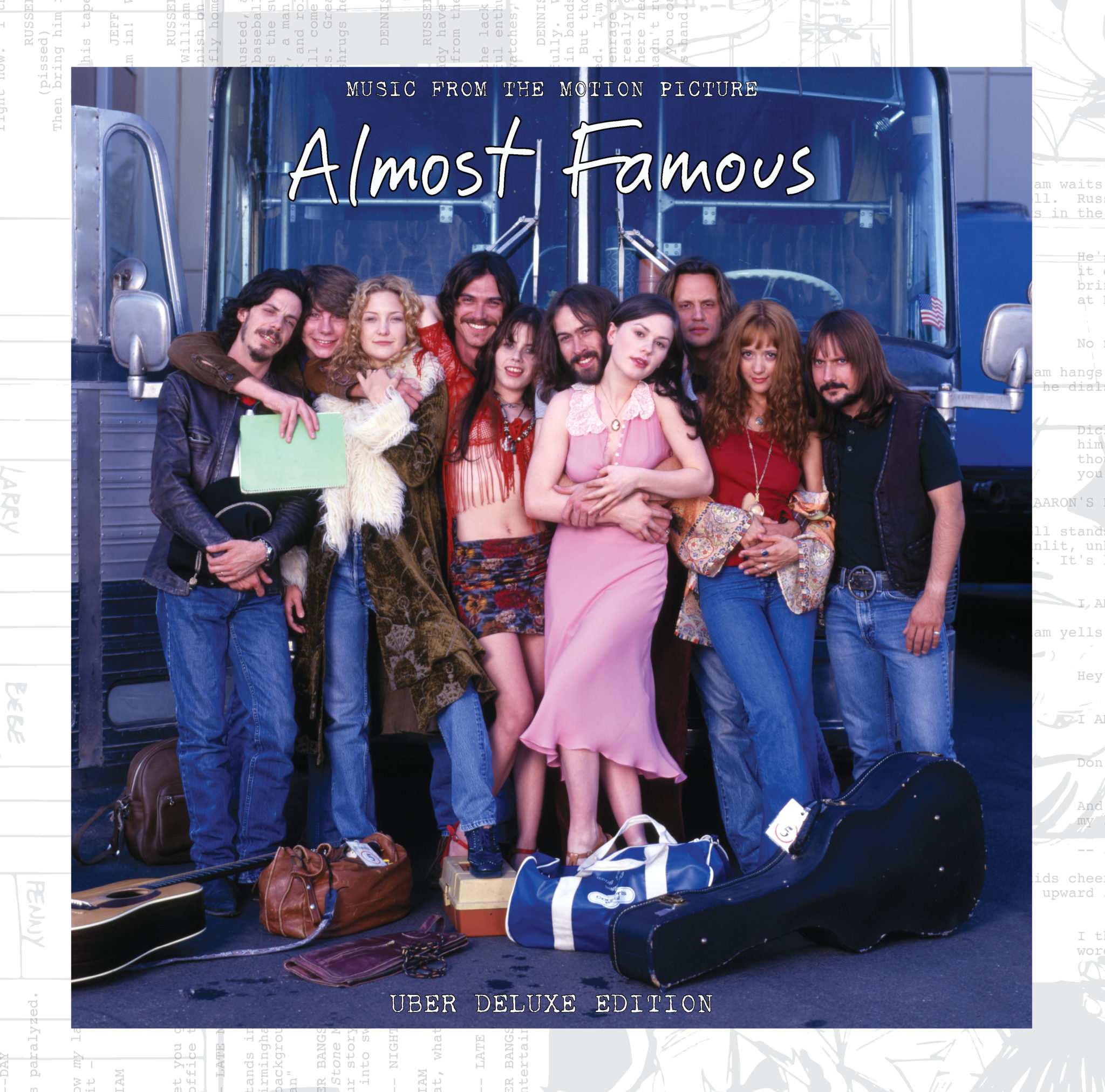 Almost Famous_7LP 5CD Uber Deluxe Edition