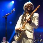 Nile Rodgers «J'ai l'impression d'être en compétition avec moi-même»