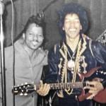 Jimi Hendrix, son nom c'était non !