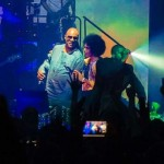 Prince et Stevie Wonder font danser Washington