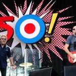 The Who, pieds nus dans le Park