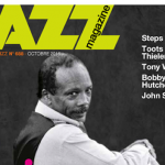 Quincy Jones en couverture de Jazz Magazine