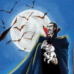 Le Comte Frankula, sang pour sang Halloween