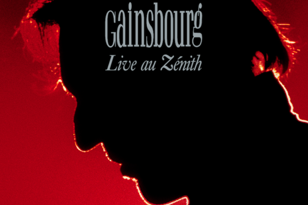 Gainsbourg Zénith une