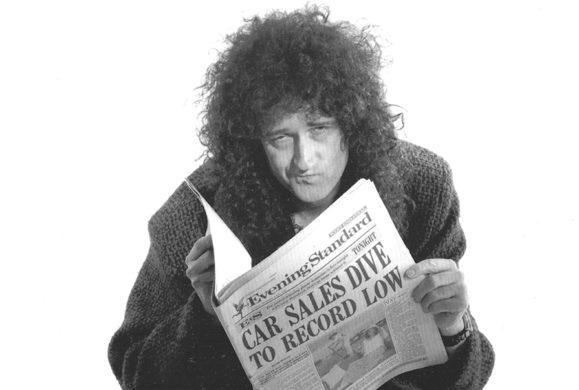 """Back To The Light"" de Brian May enfin réédité"
